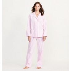 Bengal-Striped Pajama Set