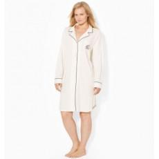 Cotton Jersey Sleep Shirt