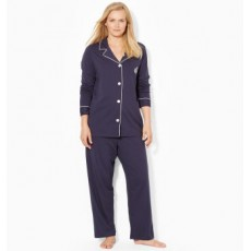 Cotton Jersey Pajama Set