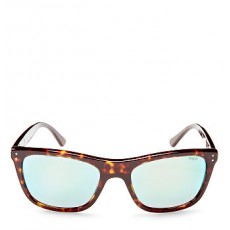 Reflective-Lens Sunglasses