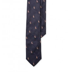 Pony Silk Repp Tie