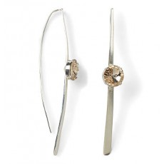 Long Sculptural Earrings