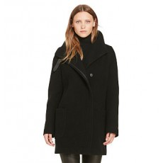 Double-Faced Wool Coat _ More 40 % Off