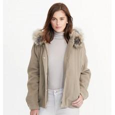 Merino Wool Hooded Jacket _ More 40 % Off