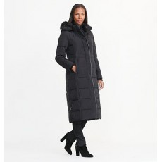 Hooded Down Coat _ More 40 % Off