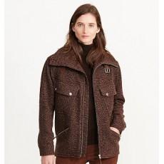 Wool Herringbone Jacket _ More 40 % Off