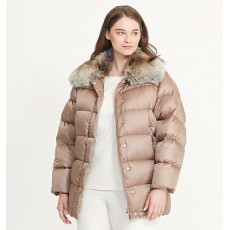 Quilted Down Coat _ More 40 % Off