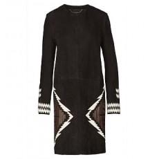 Mackenzie Suede Coat
