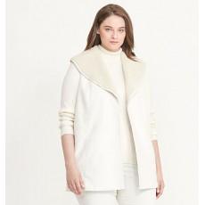 Shawl-Collar Vest _ More 40 % Off
