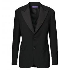 Walker Wool Tuxedo Jacket