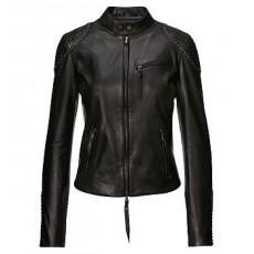 Alton Leather Biker Jacket