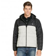 Quilted Hybrid Jacket _ More 40 % Off