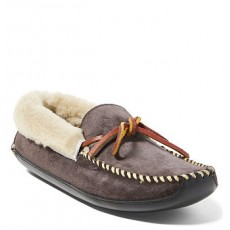 Yarmond Suede Moccasin Slipper
