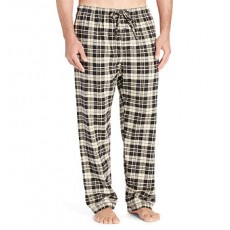 Plaid Flannel Pajama Pant _ More 40 % Off
