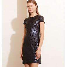 Polka-Dot Sequined Dress _ More 40 % Off