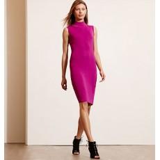 Sleeveless Turtleneck Dress _ More 40 % Off