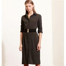 Herringbone Shirtdress _ More 40 % Off