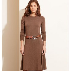 French Terry Dress _ More 40 % Off
