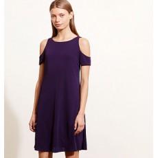 Cutout Jersey Dress _ More 40 % Off