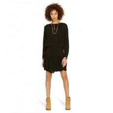 Gauze Drop-Waist Dress _ More 40 % Off