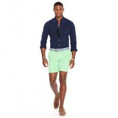 Straight-Fit Pima Cotton Short _ More 40 % Off