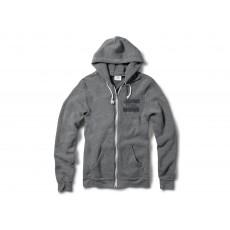 Unisex Grey Classic Hoodie