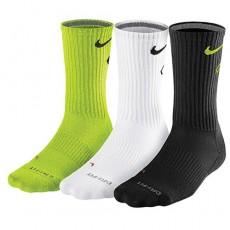 Nike 3 Pack Dri-FIT Fly Crew 1 Socks Mens  _ 4689979