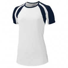 Nike Court Warrior S_S Jersey Womens  _ 76445107