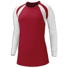Nike Court Warrior L_S Jersey Womens  _ 76444612
