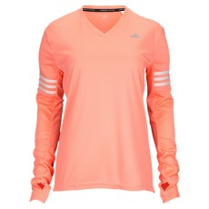 adidas Response Long Sleeve T-Shirt Womens  _ AX6557